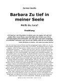 Barbara Zu tief in meiner Seele - Seite 2