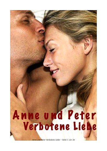 Anne und Peter  Verbotene Liebe