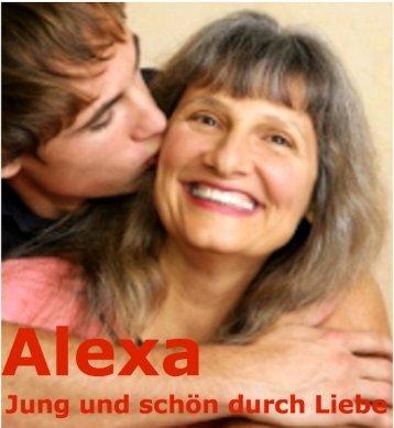 Alexa Jung und schön durch Liebe