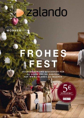 Wohnen Katalog Herbst/Winter 2013