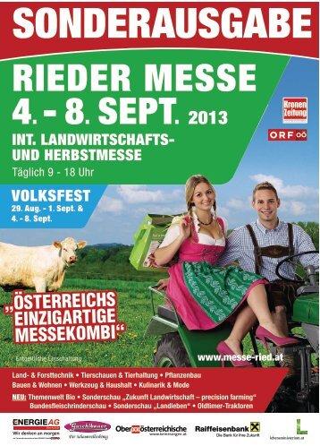 Rieder Herbstmesse_OOE_130831