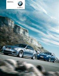 BMW M5 Saloon