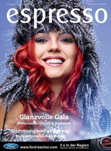 espresso Magazin