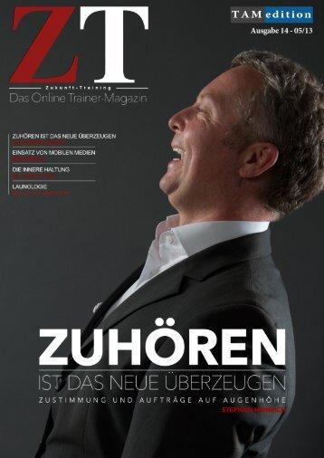 ZT | Mai 2013