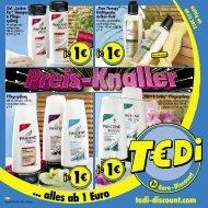TEDi - Preis Knaller - 09.12.2013 - AT