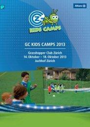 GC-Kids-Camps - Juchhof 2013