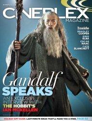 Cineplex Magazine December 2013