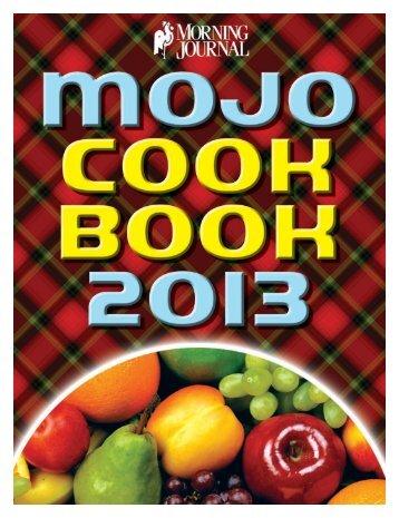 mojo COOK BOOK 2013