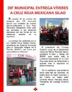 Edición 5 boletín mensual de Cruz Roja Mexicana Delegación Silao - Page 4