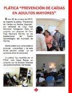 Edición 5 boletín mensual de Cruz Roja Mexicana Delegación Silao - Page 7