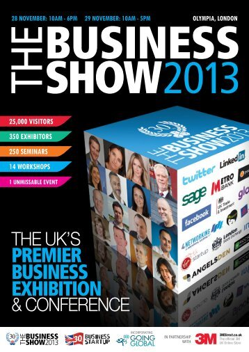 The Business Show Guide November