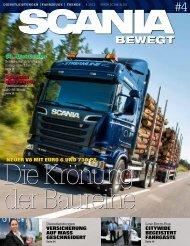 Scania Bewegt Ausgabe 4 -2013