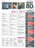 Stadtmagazin Neue Szene Augsburg 2011-03 - Seite 3