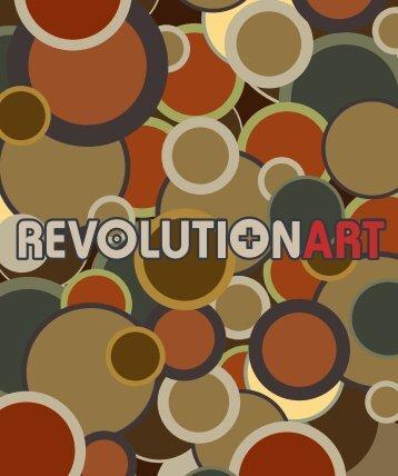 "REVOLUTIONART Magazine - ""VINTAGE"""