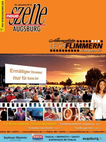 Neue Szene Augsburg 2010-06
