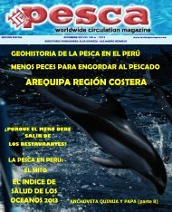 Revista Pesca Diciembre 2013