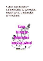 Curso Tecnico en Orientacion e Insercion Laboral (a distancia)