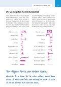 Cleverprinting: Korrekturzeichen nach DIN 16511 - Page 3