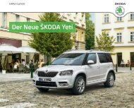 Der Neue Škoda Yeti