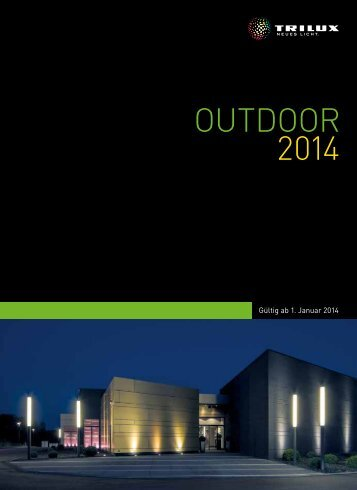 TRILUX OUTDOOR 2014