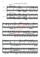 Claude Debussy: Drei Stücke aus Childern's Corner, Bearbeitung für Klaviertrio - Seite 4