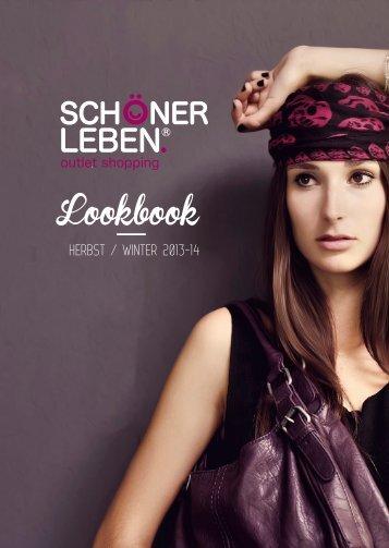 SCHÖNER LEBEN Lookbook HW 2013-14