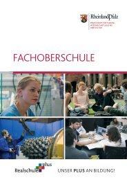 FACHOBERSCHULE