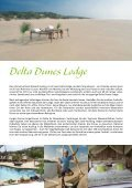 Afrika individuell erleben: New African Territories Lodges  - Page 3