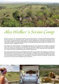 Afrika individuell erleben: New African Territories Lodges  - Page 4