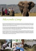 Afrika individuell erleben: New African Territories Lodges  - Page 5