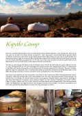 Afrika individuell erleben: New African Territories Lodges  - Page 6
