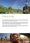 Afrika individuell erleben: New African Territories Lodges  - Page 7