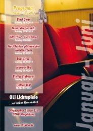 OLi Kino Magdeburg Programm 1.Halbjahr 2014