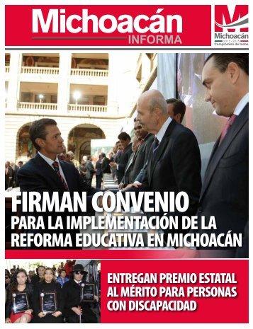 Michoacán Informa