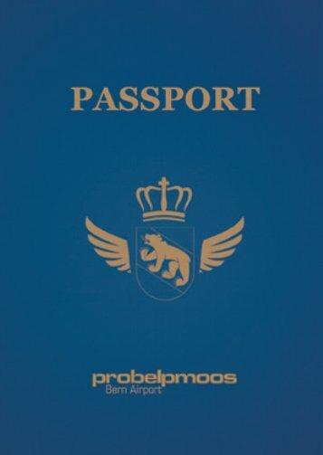 Probelpmoos: Passport