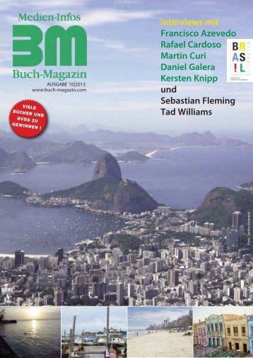 Buch Magazin Oktober 2013