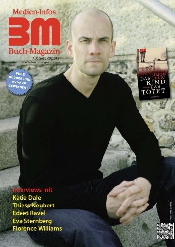 Buch Magazin September 2013