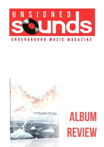 Unsigned Sounds - Album Review