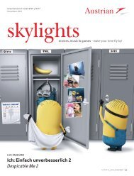Skylights Dezember 2013