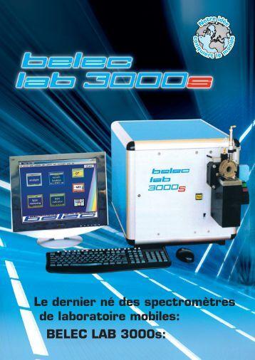BELEC LAB 3000s - belec.de