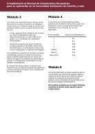 Manual de Instalaciones Receptoras - Page 4