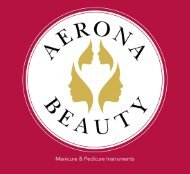 Aerona Beauty-Manufacturers Of Beauty Salon Supplies
