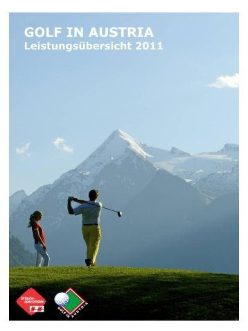 Folie 1 - Golf in Austria
