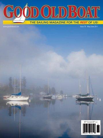 $800 (Canada $800 - Good Old Boat Magazine