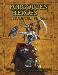 Learn more about them in this 8-page preview! - Goodman Games