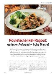 Kneuss Güggeli bringt innovative Convenience auf den Tisch