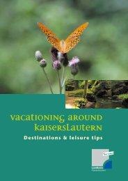 Vacationing around Kaiserslautern - KES 2011