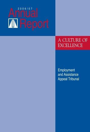 2006/07 Annual Report