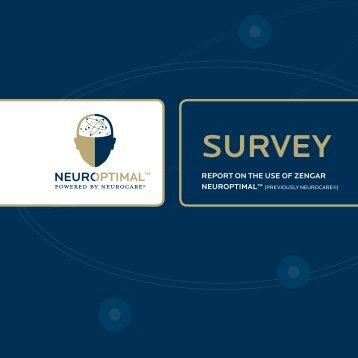SURVEY Results - Braintrainers.net