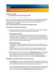 Spotlight Tipp 25/2011 Neue Incoterms® 2010 seit 01.01 ... - GrECo